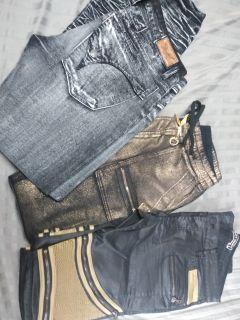 Men's Robin's jeans x3 100% authentic.