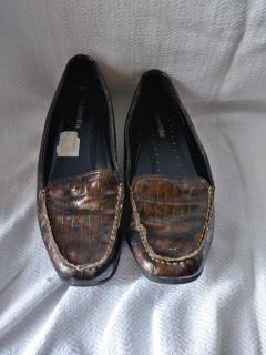 St John's Bay Brown loafers