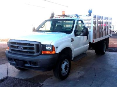 2001 Ford F-450  Stakebed *21 K Miles**