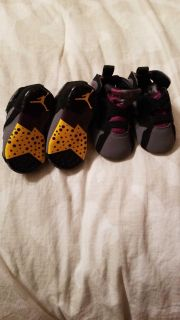Baby Jordans!! SOLD BY THE PAIR