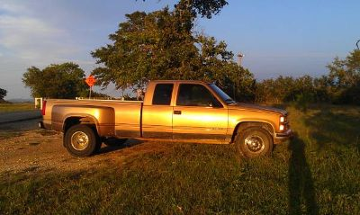 WORK TRUCK96 Chevy Dually