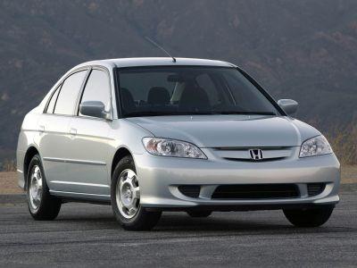 2005 Honda Civic Hybrid Hybrid (Blue)