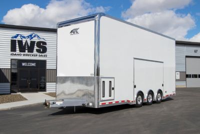 2019 Quest 305 ATC Stacker Trailer | Car Hauler