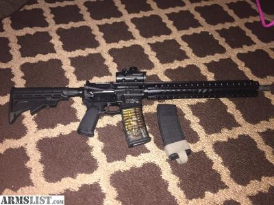 For Sale/Trade: Smith & Wesson m&p sport II