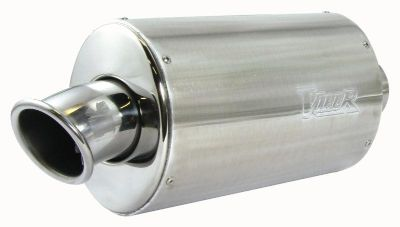 Purchase Viper Ducati 600SS 93-01 Motorcycle Aluminum Micro 20cm Oval Slip-On Exhaust motorcycle in Ashton, Illinois, US, for US $246.98