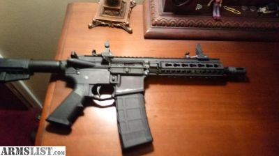 For Trade: 300 blk out ar15 pistol