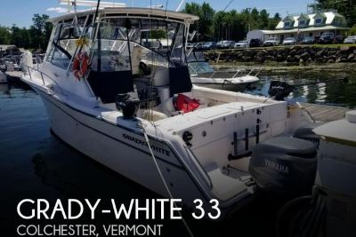 2003 Grady White 330 express