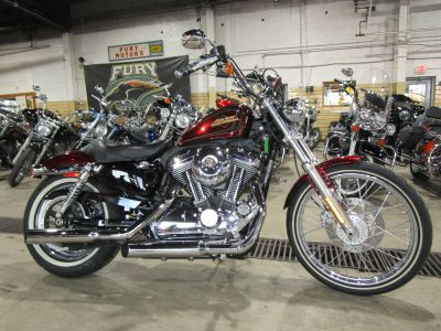 2012 Harley-Davidson Sportster Seventy-Two Sport Motorcycles South Saint Paul, MN