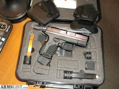 For Sale: Springfield Armory XDS 3.3