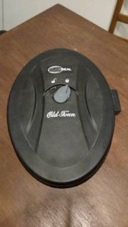 Old Town Click Seal Kayak Hatch Cover - Black