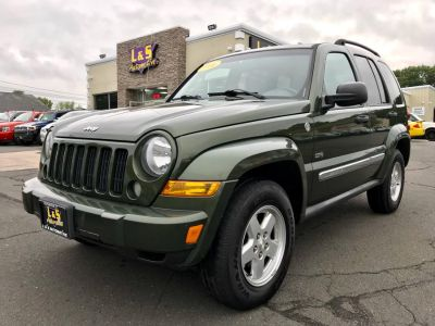 2006 Jeep Liberty Sport (Green)