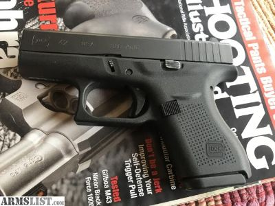 For Trade: Glock 42 for Glock 43