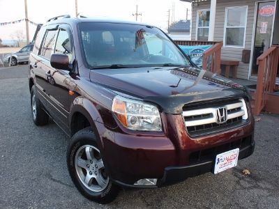$10,995, Don't Miss Out on Our 2008 Honda Pilot with 92,679 Miles