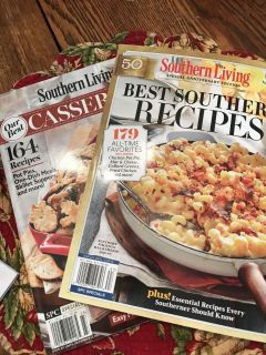 Southern Living recipes (2)