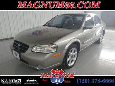 2000 Nissan Maxima GXE (SILVER)