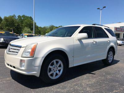 2008 Cadillac SRX V6 (White)
