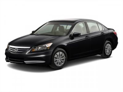 2011 Honda Accord LX (Silver)