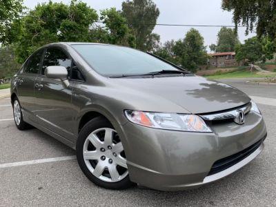 2006 Honda Civic LX (Galaxy Gray Metallic)