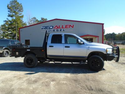 2007 Dodge Ram Pickup 2500 Dually Diesel
