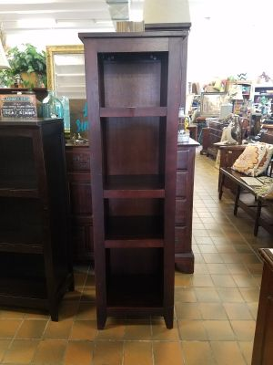 Bookcase $50 (19 wide by 15 1/2 deep and 63 tall)