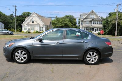 2009 Honda Accord EX-L V6 (Gray)