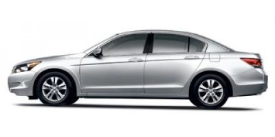 2009 Honda Accord LX-P (BLACK)