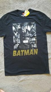 New with tags Lego Batman tee