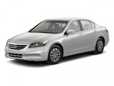 2012 Honda Accord LX (White)