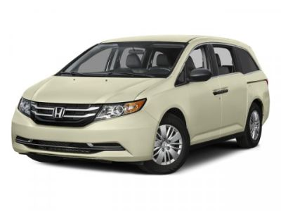 2015 Honda Odyssey LX (Gray)