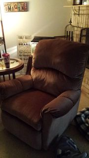 Two  Recliner Chairs- Great Shape