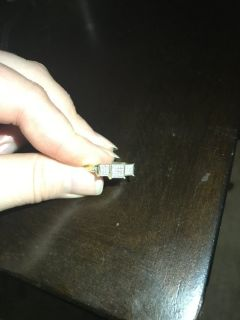 Diamond & 10k Gold Ring