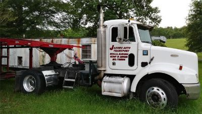 1999 Peterbilt 330 6 Car Hauler