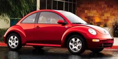 2003 Volkswagen New Beetle GLS TDi (Blue)