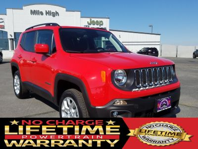 2018 Jeep Renegade LATITUDE 4X4 ()