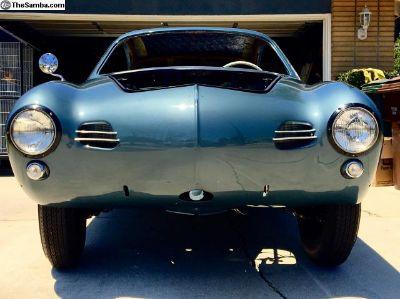 1958 Karmann Coupe