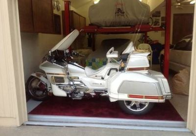 1996 Honda Gl1500-Goldwing-Trike