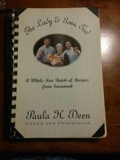 Lady and Sons cookbook