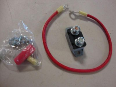 Purchase BIG DOG CIRCUIT BREAKER KIT & HDW 2009-2010 RIDGEBACK BDM motorcycle in Lyons, Kansas, US, for US $14.99