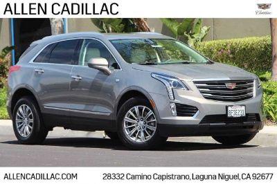 2019 Cadillac XT5 Luxury FWD (bronze dune metallic)