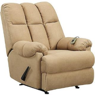 $199, Recliner Padded Massage