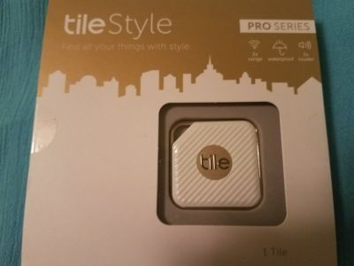 Tyle Style Bluetooth tracker