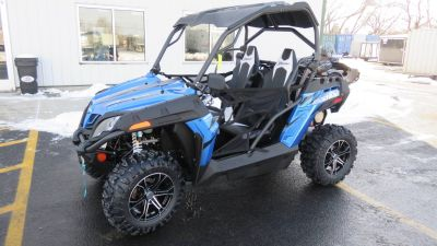 2018 CFMOTO ZForce 500 Trail Sport-Utility Utility Vehicles Marengo, IL