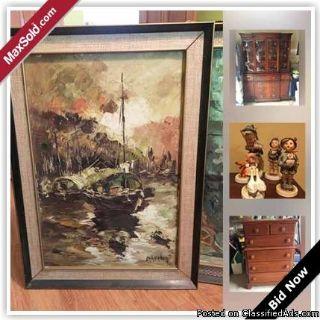 Macedon Estate Sale Online Auction