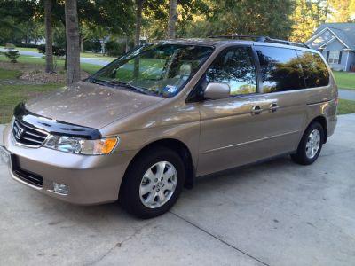2003 Honda Odyssey EX-L, Immacculate