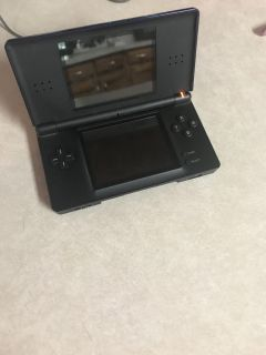 DS with charger