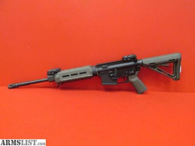 "For Sale: SIG SAUER M400 AR-15 ENHANCED OD GREEN - 16"" 5.56MM NATO"