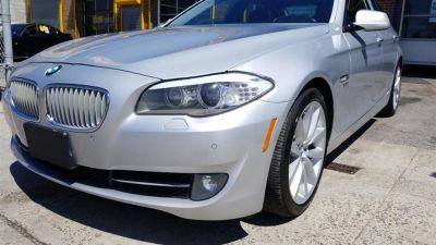 2011 BMW MDX 535i xDrive (Cashmere Silver Metallic)