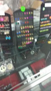 Small 50 Cent jewelry