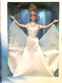 Boxed Collectible Barbie Doll toy from 96 in excellent condition