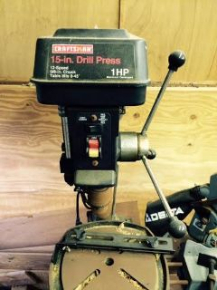 $200, Craftsman Drill Press